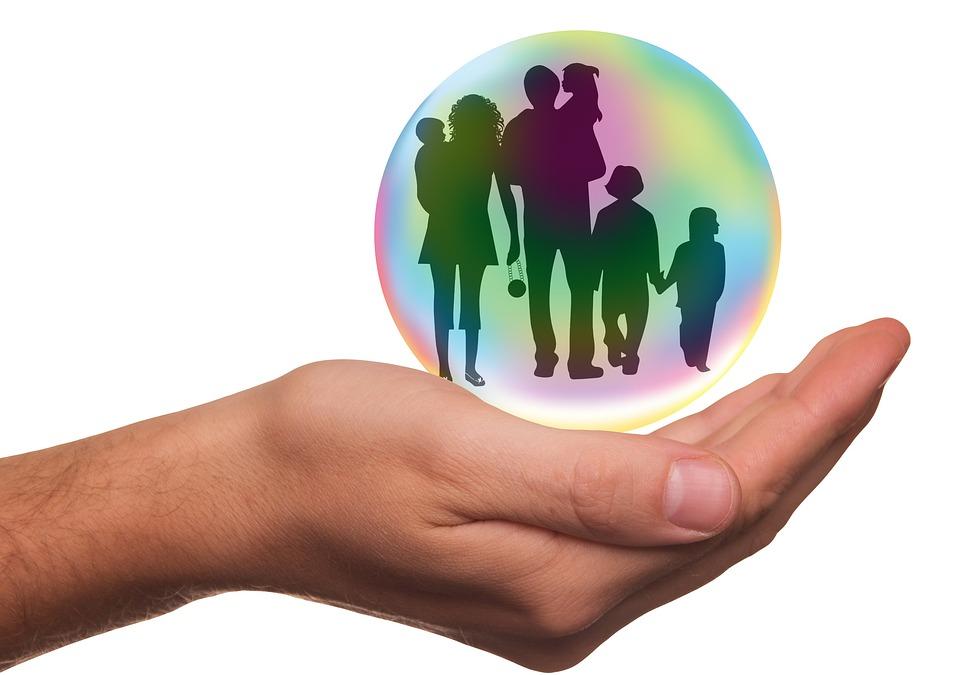 ubezpieczenie rodziny